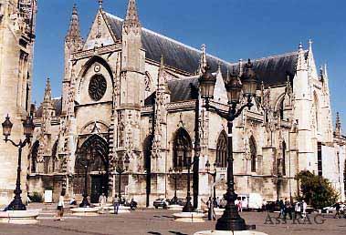 Bordeaux streek bezoeken